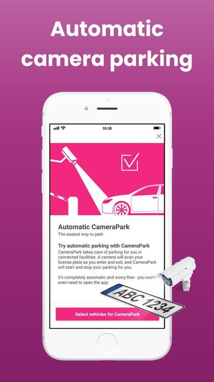 EasyPark - Parking made easy screenshot-8