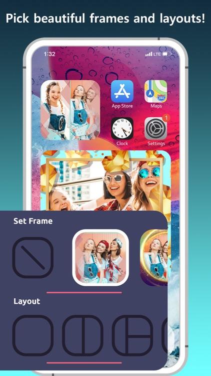 Picture Widget Collage Maker screenshot-5