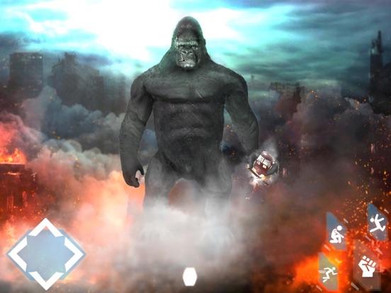 怪獣ラッシュ:ゴリラvsゴジラのおすすめ画像1