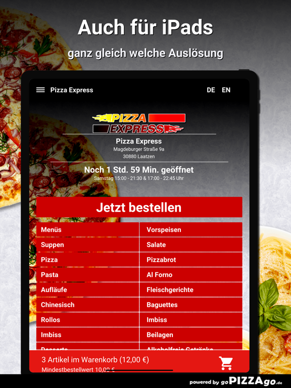 Pizza Express Laatzen screenshot 7