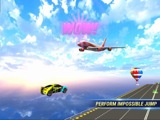 SuperHero Ramp Car Stunt 3Dのおすすめ画像2
