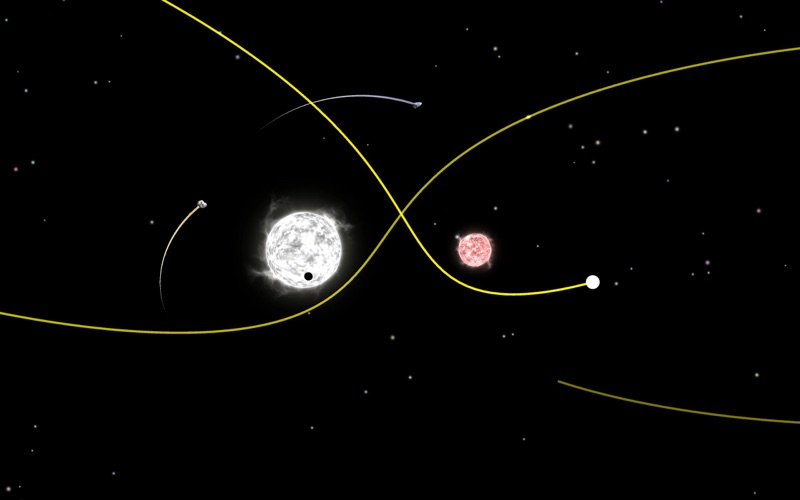 Planet Gravity - PhysicalOrbit screenshot 5