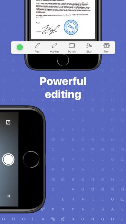 FineReader: PDF Scanner App screenshot-6