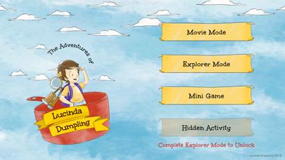 Lucinda Dumpling screenshot 1