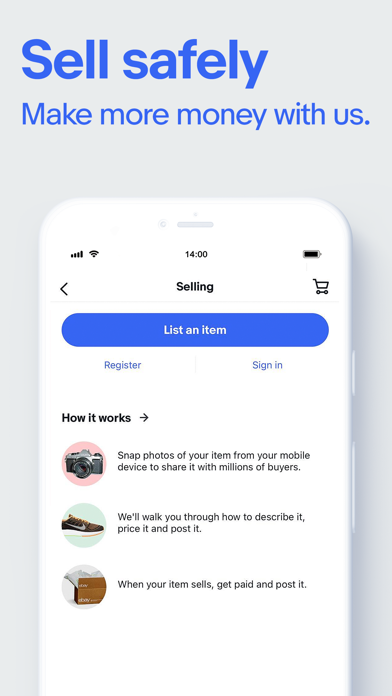 eBay - Buy, Sell, and Save Screenshot