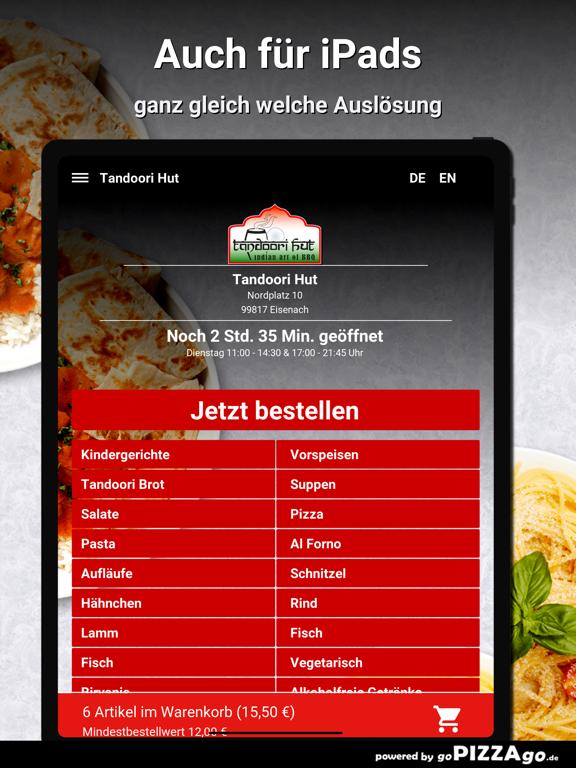 Tandoori Hut Eisenach screenshot 7