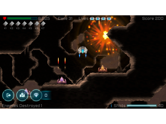 Caves Of Mars screenshot 15