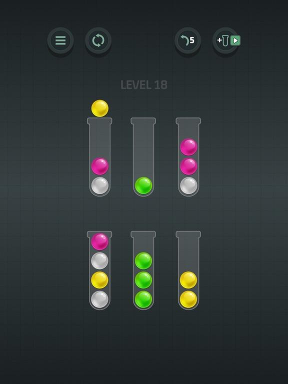 Sort Balls - Sorting Puzzle screenshot 7