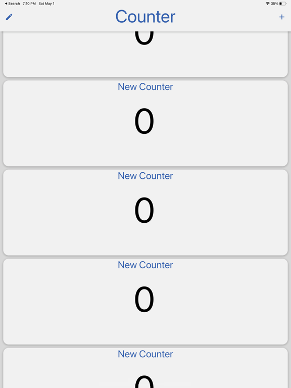 Counter - Counting Utility screenshot 5