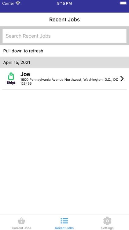 Giggity: Job Tracking screenshot-4