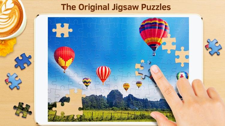 Best Jigsaw Puzzles HD screenshot-5