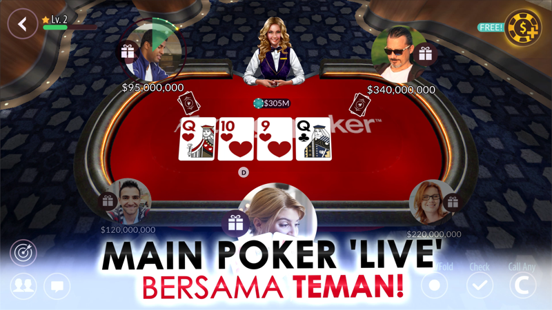 Cara Mendapatkan Chip Poker Gratis Di Facebook