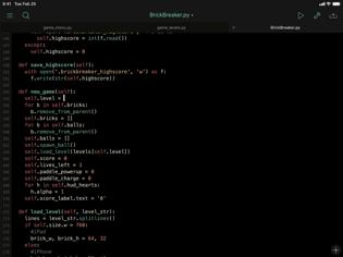 Pythonista 3 App 视频