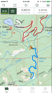 Gaia GPS Hiking, Hunting Maps】版本记录- iOS App版本更新记录|版本号