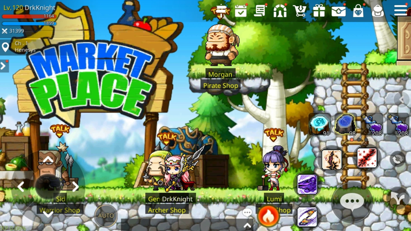MapleStory M: Fantasy MMORPG - Revenue & Download estimates