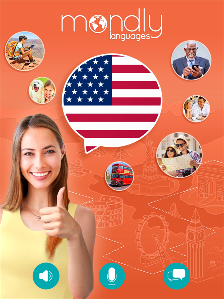 Learn American English –Mondly - Revenue & Download