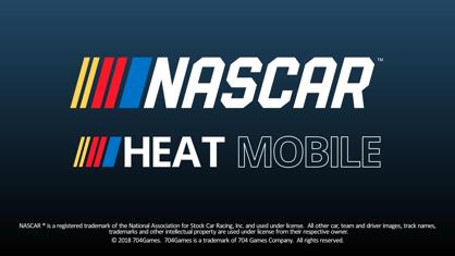 NASCAR Heat Mobile App 视频