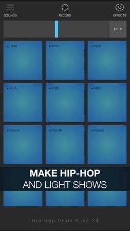 Hip-Hop Drum Pads 24 - Revenue & Download estimates - Apple