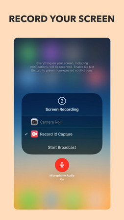 Record it! :: Screen Recorder - Revenue & Download estimates - Apple