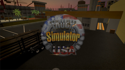 Truck Simulator USA App 视频
