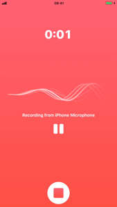 Just Press Record App 视频