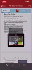 PDF to JPEG App 视频