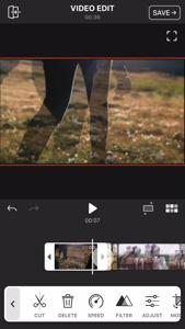 视频编辑 - VideoDay App 视频