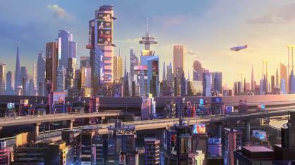机动都市阿尔法 App 视频