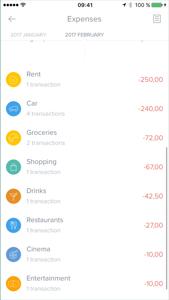 Spendee Budget & Money Tracker App 视频