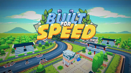 Built for Speed App 视频