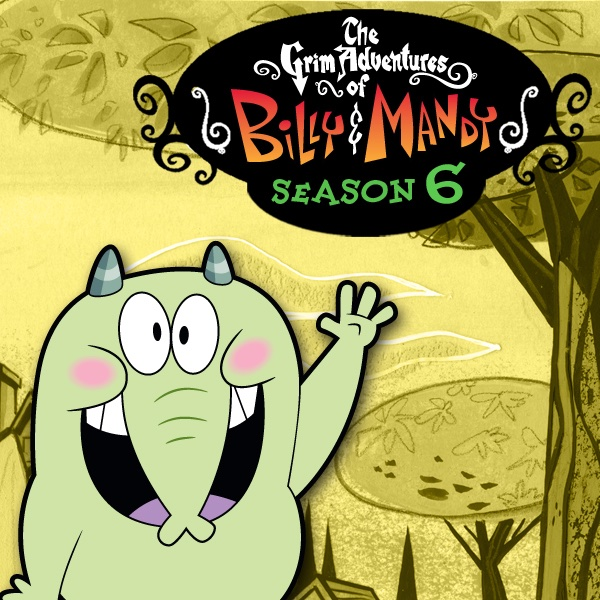 the grim adventures of billy mandy nigel planter the order of