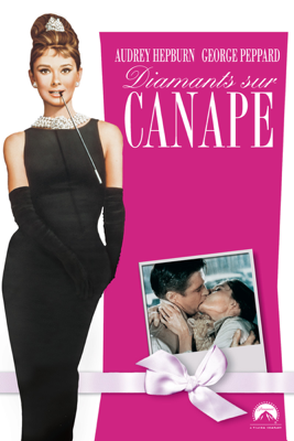 Blake Edwards - Diamants sur canapé illustration