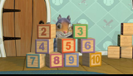 Squirrel's Number Blocks Counting - Waterford's Rusty & Rosy and Friends