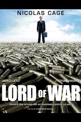 Andrew Niccol - Lord of War illustration