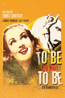 Ernst Lubitsch - To be or not to be illustration