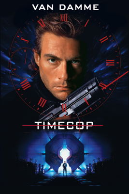 Peter Hyams - Timecop  artwork