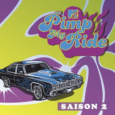 Pimp My Ride, Saison US 2 - Pimp My Ride