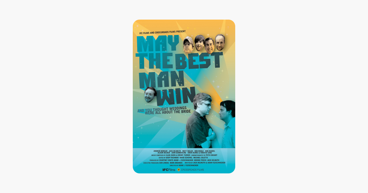 ‎May the Best Man Win (2009) on iTunes
