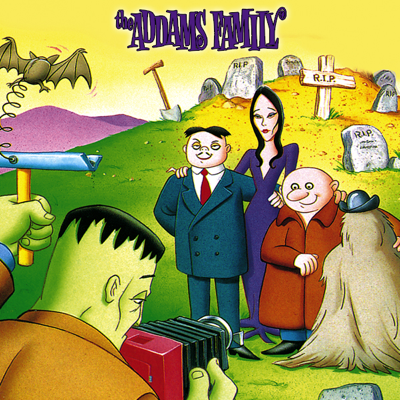 The Addams Family: The Animated Series (1973-1974) HD Download