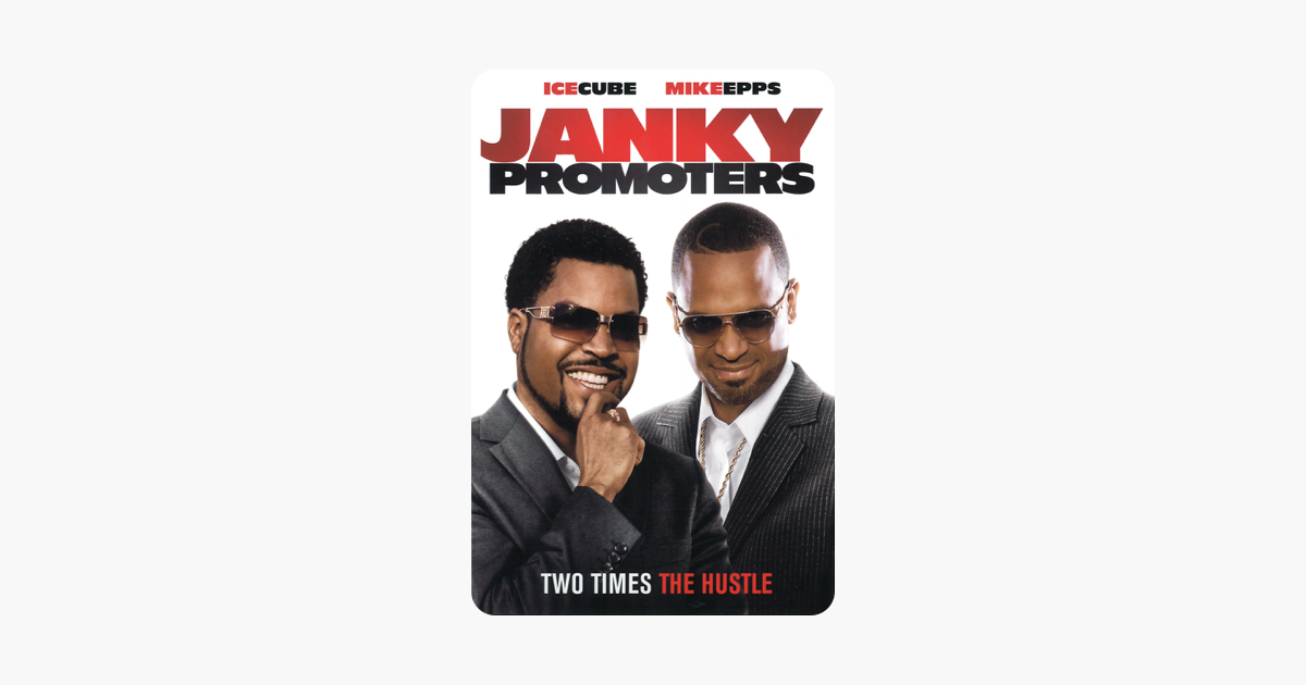 Janky Promoters on iTunes