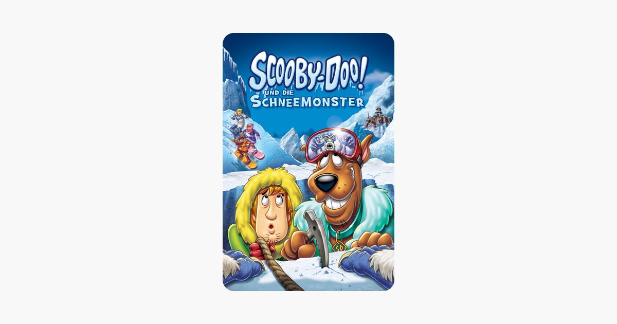 "Scooby-Doo und die Schneemonster"" in iTunes"
