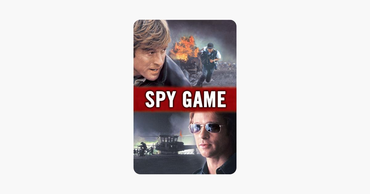 Spy Game On Itunes