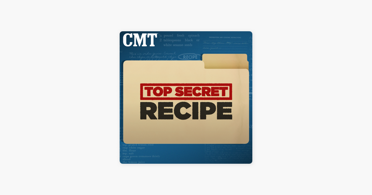 Top Secret Recipe, Season 1