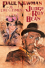John Huston - The Life and Times of Judge Roy Bean  artwork