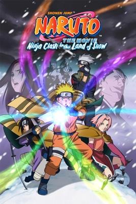 Naruto: The Movie - Ninja Clash In the Land of Snow