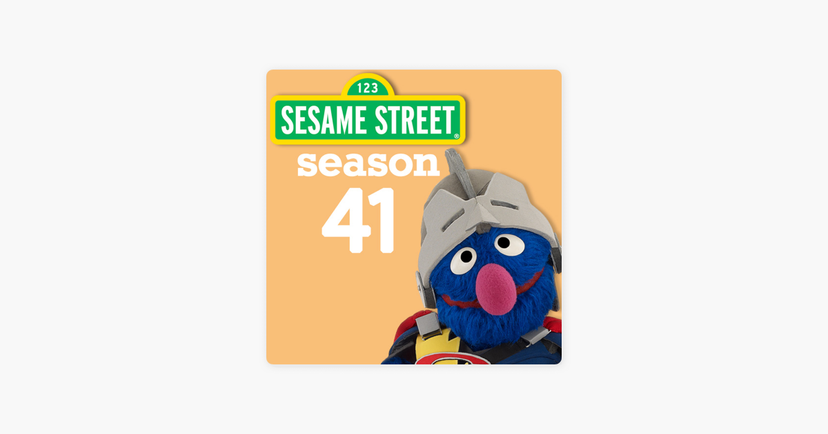 ‎Sesame Street, Selections from Season 41
