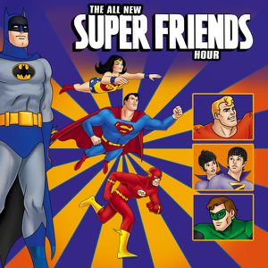 Super Friends: The All New Super Friends Hour (1977-1978) Watch, Download