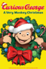 Curious George: A Very Monkey Christmas - Scott Heming, Cathy Malkasian & Jeff McGrath