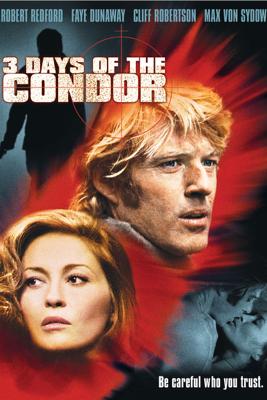 Sydney Pollack - Three Days of the Condor  artwork