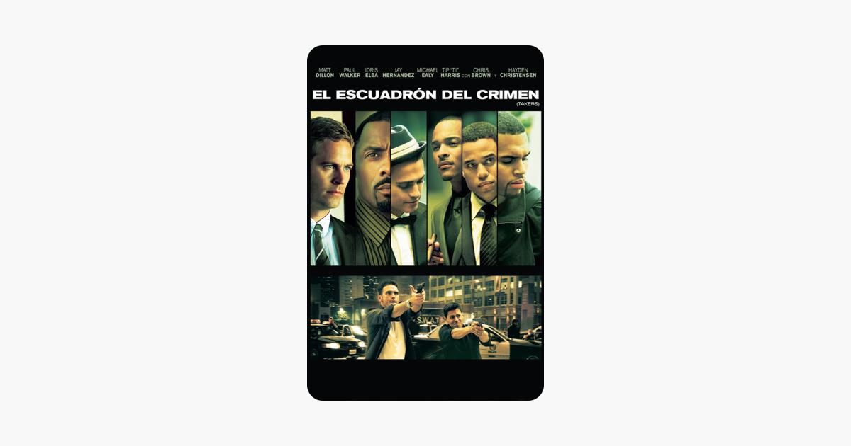 El Escuadron Del Crimen Subtitulada En Itunes
